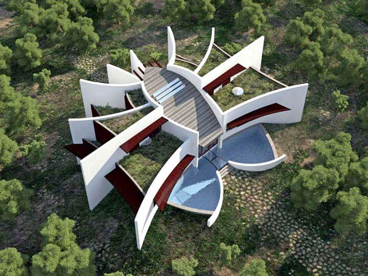 Arquitectura no convencional: Arquitectura-sostenible3